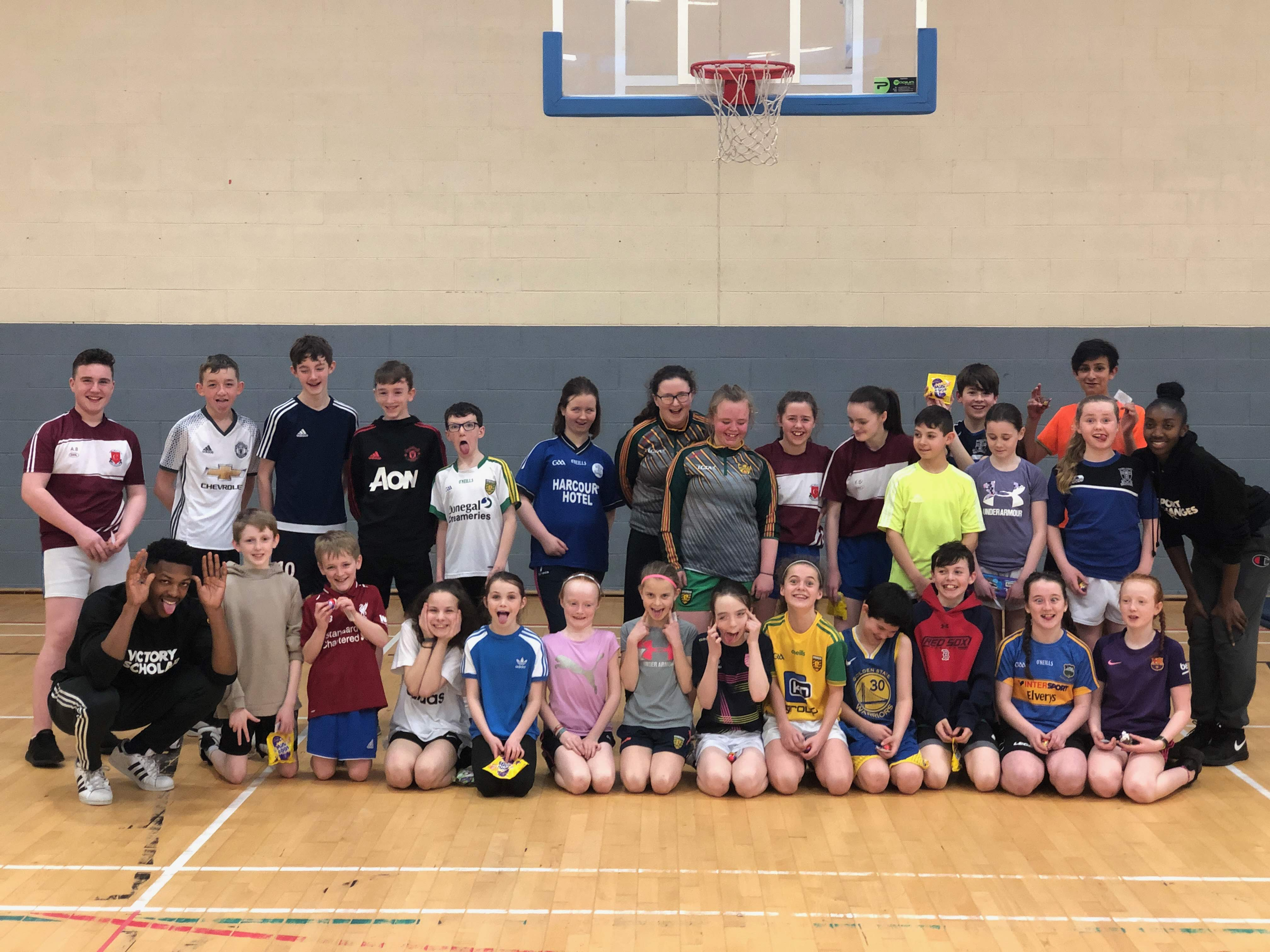 Lyit Halloween Basketball Clinic Sport Changes Life